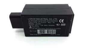 Cisco Systems LR-888 AC Power Adapter with Switch PN:37-1070-01 Power Switch Ship from China