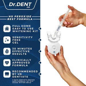 DrDent Premium Teeth Whitener Kit