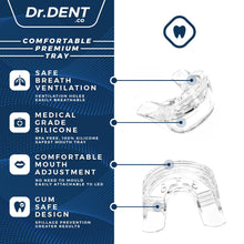 Load image into Gallery viewer, DrDent Premium Teeth Whitener Kit