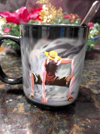 Luffy Gear 2 Heat Sensitive Mug - One Piece Gears