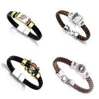 Anime Lucky Bracelets - One Piece Gears