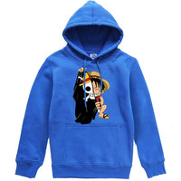 New Luffy One Piece Hoodies - One Piece Gears