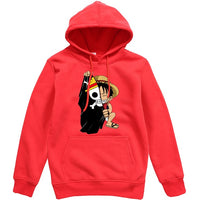 New Luffy One Piece Hoodies