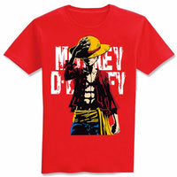 Monkey D. Luffy Shirt - One Piece Gears