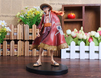 Monkey D. Luffy 17cm Action Figure - One Piece Gears