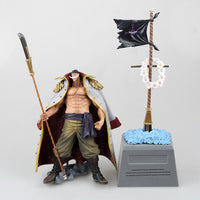 Whitebeard Tombstone Action Figure - One Piece Gears