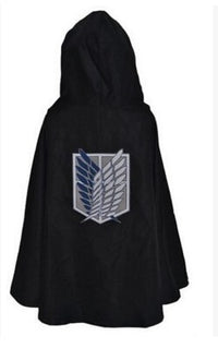 Attack on Titan Kyojin Cape - One Piece Gears