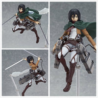 Mikasa Attack on Titan Action Figures - One Piece Gears