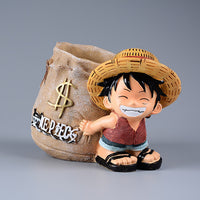 Luffy Pen Holder - One Piece Gears