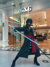 Roronoa Zoro Unisex Costume Cosplay - One Piece Gears