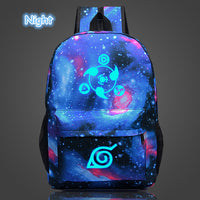 Naruto Special Backpack - One Piece Gears