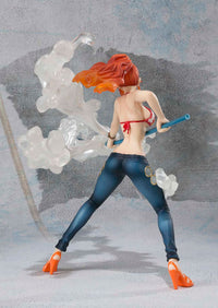 Cat Burglar Nami Bandai Action Figure - One Piece Gears