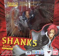 Shanks Action Figure - One Piece Gears
