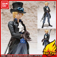 Sabo Bandai Action Figure - One Piece Gears