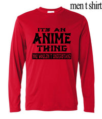 It's An Anime Thing You Wouldn't Understand Sweatshirt - One Piece Gears