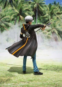 Trafalgar Law Bandai Action Figure - One Piece Gears