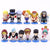 One Piece Dressrosa Series Mini Action Figures Set