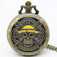 Luffy Vintage Steampunk Watch - One Piece Gears