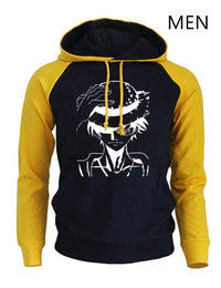 Monkey D. Luffy One Piece Printed Hoodie Streatwear - One Piece Gears