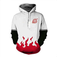 Fourth Hokage Hoodie - One Piece Gears