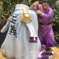 One Piece Admiral Fujitora Action Figure - One Piece Gears