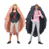 Doflamingo and Corazon Action Figures - One Piece Gears