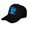 Luffy Luminous Black Baseball Cap - One Piece Gears