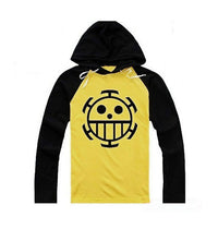 Trafalgar Law Hoodie - One Piece Gears
