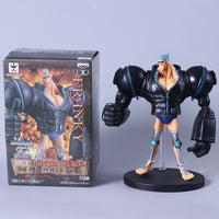 Franky Black Action Figure - One Piece Gears