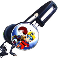 Naruto and Gaara Gaming Headphone - One Piece Gears