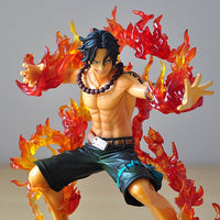 Portgas D. Ace Battle Version One Piece Action Figure - One Piece Gears