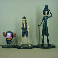 One Piece Gold Action Figures - One Piece Gears
