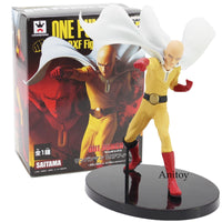 One Punch Man Saitama Action Figure - One Piece Gears