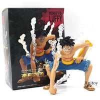 Monkey D. Luffy Gear Second Action Figure - One Piece Gears