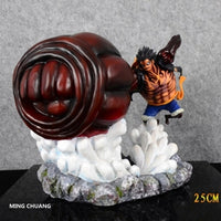Luffy G4 Attack AP - One Piece Gears