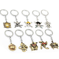 One Piece Keychains - One Piece Gears