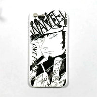 Straw Hat Wanted Iphone Case - One Piece Gears