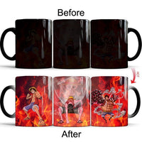 One Piece Magic Coffee Mugs - One Piece Gears
