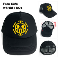 Luffy and Law Baseball Cap - One Piece Gears