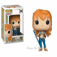 Nami One Piece Funko Pop Action Figure - One Piece Gears
