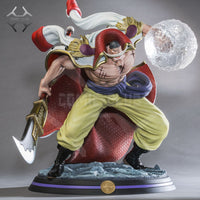 Edward Whitebeard Newgate Premium Action Figure - One Piece Gears