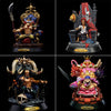 One Piece Yonko Action Figures - One Piece Gears