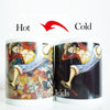 Luffy Color Changing Mug - One Piece Gears