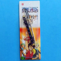 One Piece Anime Sword Keychain - One Piece Gears