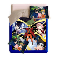 Naruto Bedding Set - One Piece Gears