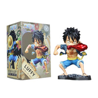 Monkey D. Luffy Transformation Action Figure - One Piece Gears