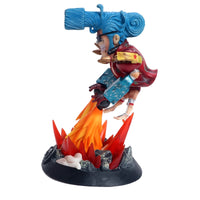 One Piece Franky Battle Version Action Figure - One Piece Gears
