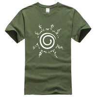 Uzumaki Naruto Shirt - One Piece Gears