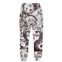 Ahegao Hoodie and Pants - One Piece Gears