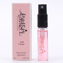 4ML Pheromone Perfume Aphrodisiac Woman Orgasm Body Spray Flirt Perfume Attract Girl Caution! Use Sparingly! Too Powerful Attractant  for Men Lubricants for Sex